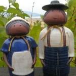 Amish Pair